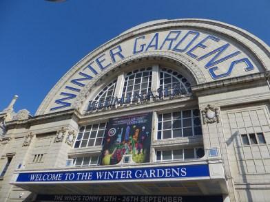 Blackpool Winter Gardens Exterior