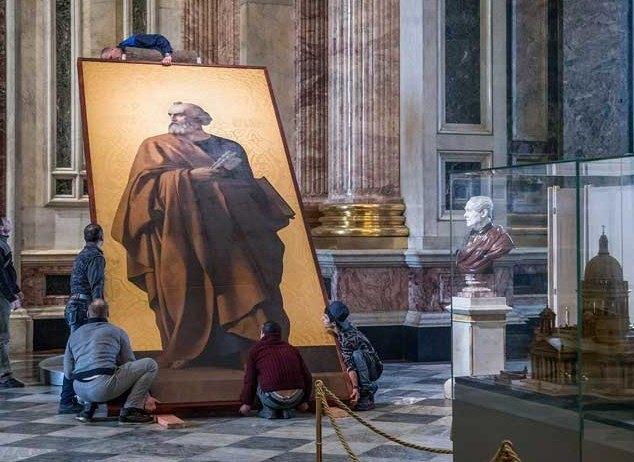 Апостол Петр. След в культуре