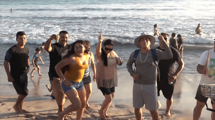 Vacationers thoroughly enjoyed Easter in Mazatlan