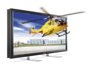 televiseur 3D