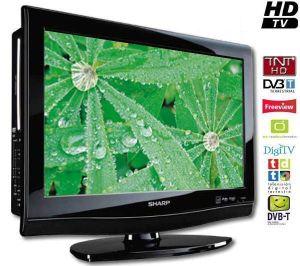 SHARP COMBO LCD/DVD LC-22DV200E