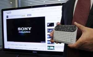 TV SONY Internet