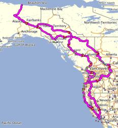 Possible Alaska Journey