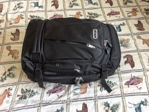 Large Backpack packed