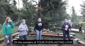 generations singing camp songs