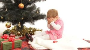 waiting for presents