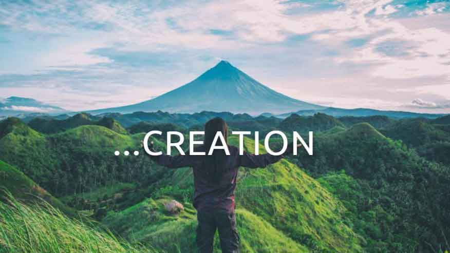Created for Community… with Creation