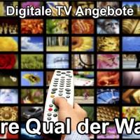Die Top TV und Kombi Angebote im Mega Vergleich