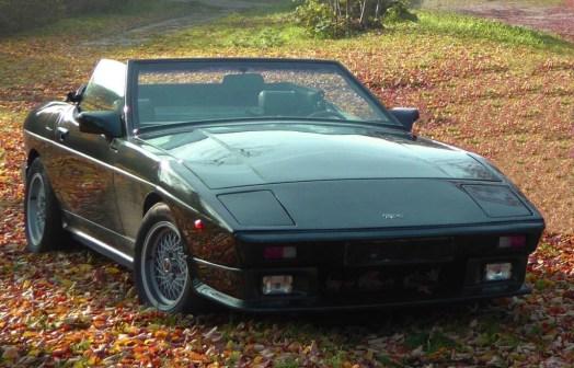 Bernd's 350i, 1986, LHD