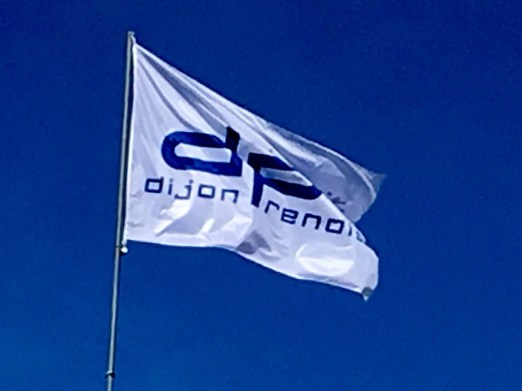 Circuit de Dijon-Prenois Samuel Benz siegt im Tuscan Racer (8)