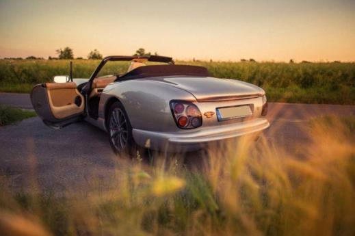 TVR Chimaera 450 RHD (2)