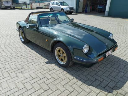 Bart's TVR S4C LHD (2)
