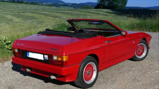 Rainer's TVR 350i LHD 1986 (8)