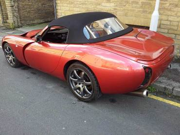 TVR Tuscan S Convertible (4)