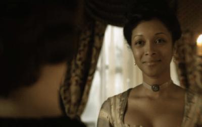 Onira Tarés as Grace Dixon on Sleepy Hollow