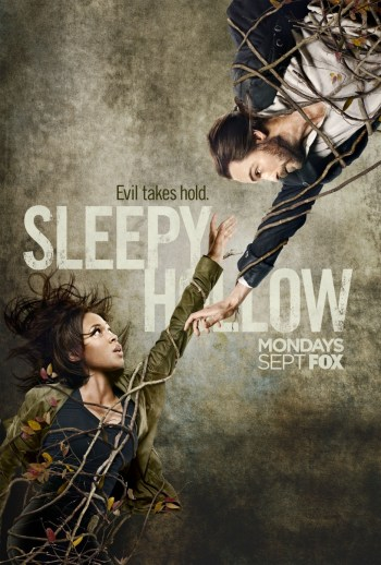 Sleepy Hollow promotional poster