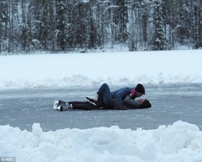 The Bachelor: Nick and Raven in Finland