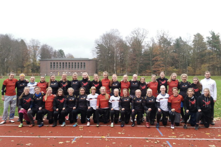u20 Frauen TL in Faßberg 2017