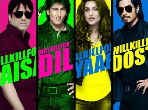 Kill Dil | Images | Wallpapers | Posters | official trailer