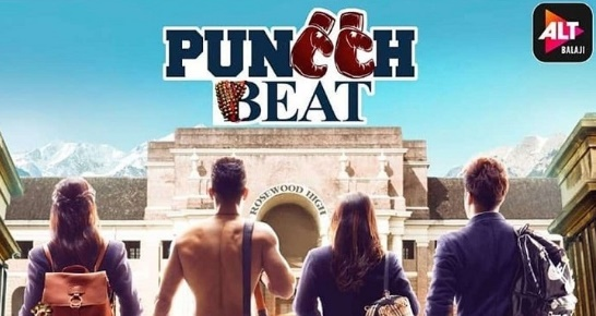 'Puncch Beat' Alt Balaji Web Series Wiki, Cast, Story, Start Date| All character real name| Poster