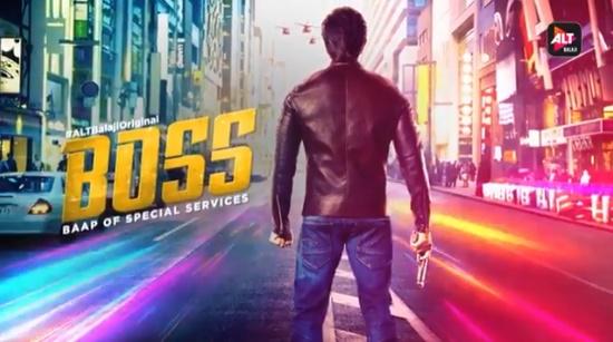 'Boss - Baap Of Special Services' Web Series Wiki, Cast, Story, ALT Balaji | TvSerialinfo| Ekta Kapoor new web series
