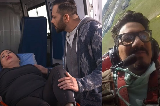 Bharti is injured and Harsh will Compete for Bharti in Kharon Ke Khiladi 9 -Jigar Pe Trigger| Tvserialinfo | kkk9 winner | Khatron Ke Khiladi 9 winner