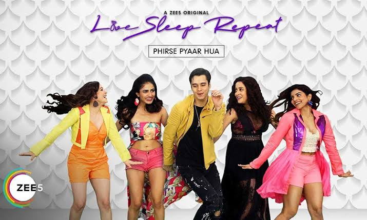 'LOVE SLEEP REPEAT Season 2' ZEE5 Cast, Wiki, Review, IMDB, Trailer | TvSerialinfo