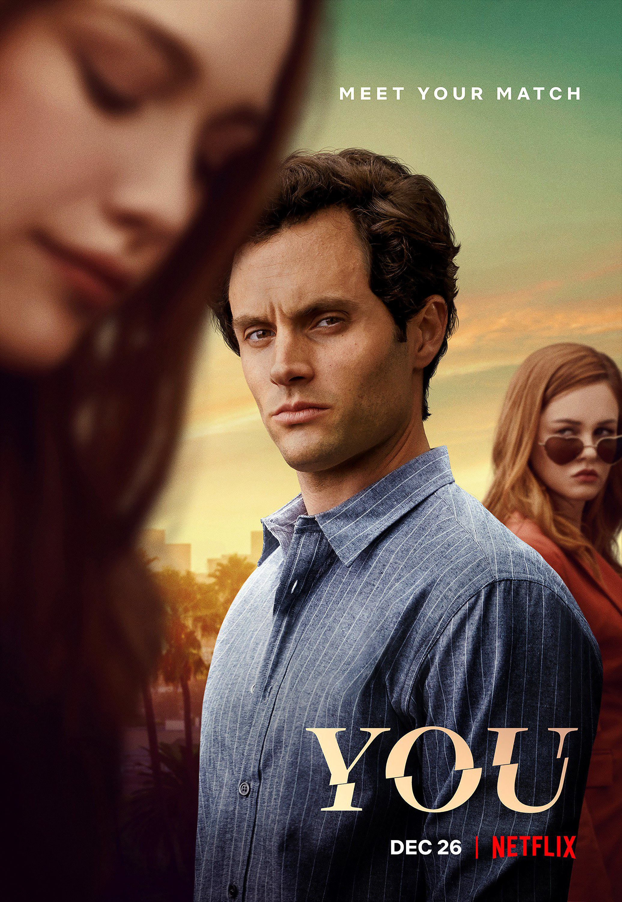 'You Season 2' Release Date, Time, Cast, Story Netflix Web Series| TvSerialinfo