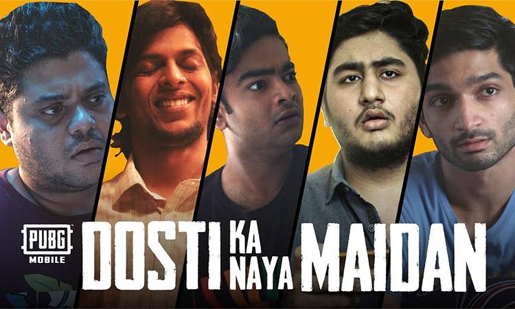 'Dosti Ka Naya Maidan' PUBG Mobile Web Series Wiki, Cast, Story, Release Date | TvSerialinfo