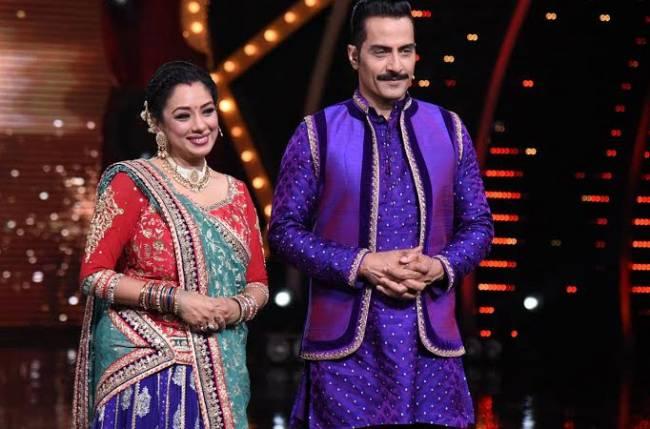 Vanraj and Anupama in Star Parivaar Karega Welcom 2021 Wiki| Pics| Images| TvSerialinfo