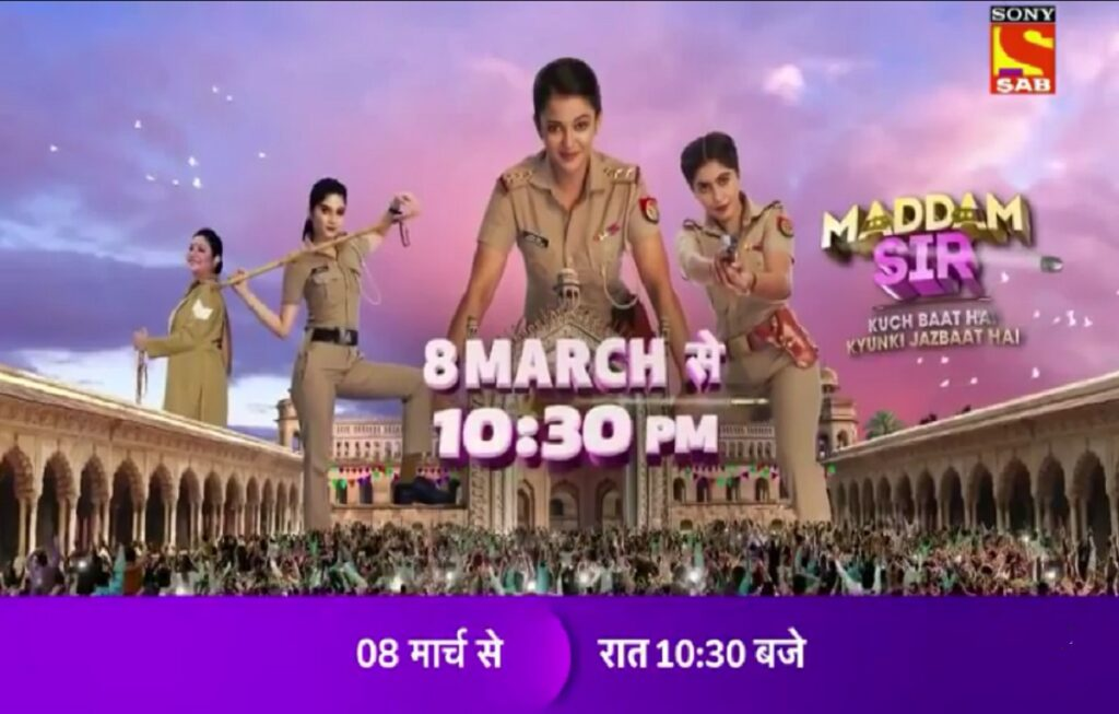 'Maddam Sir' New Timings Change   TvSErialinfo
