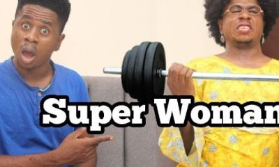African Home Super Woman [Comedy Video]