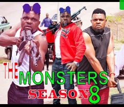 The Monster Season 7 & 8 [Nollywood Movie]