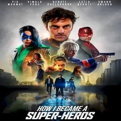 How I Became a Superhero (2021)