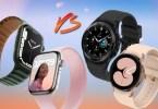 Apple Watch Series 7 Vs. Galaxy Watch 4 Is Apple's Wearable Still King