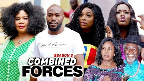 Combined Forces Season 3 & 4 [Nollywood Movie]