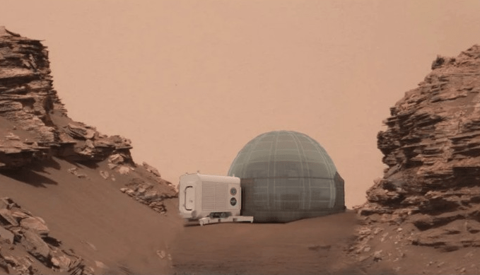 Finding A Home For Humans On Mars