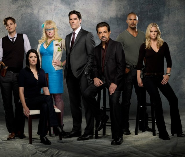 Criminal Minds Tv Show