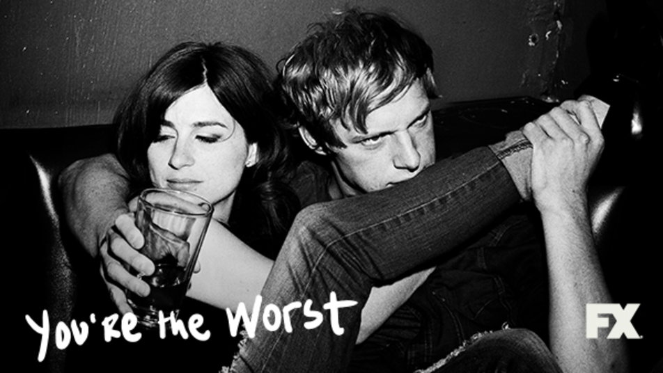 Image result for you're the worst