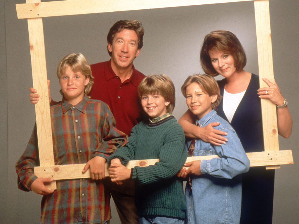 Home Improvement The Tim Allen Sitcom Debuted 25 Years Ago Canceled Tv Shows Tv Series Finale