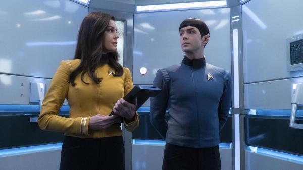 Star Trek: Discovery: Season Three Trailer Released, CBS All Access Teases Short Treks - canceled + renewed TV shows - TV Series Finale