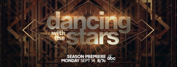 Dancing with the Stars TV show on ABC: season 29 ratings