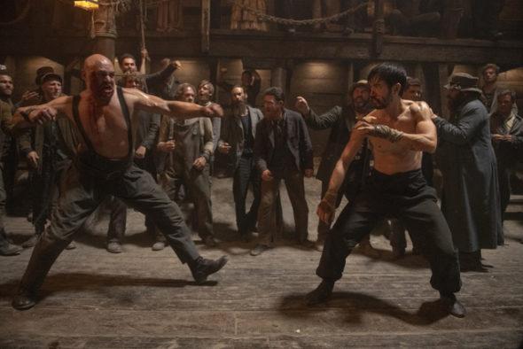 Warrior TV show on Cinemax: canceled or renewed for season 3?