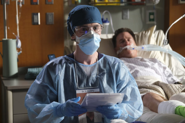 The Good Doctor TV show on ABC: canceled or renewed for season 5?