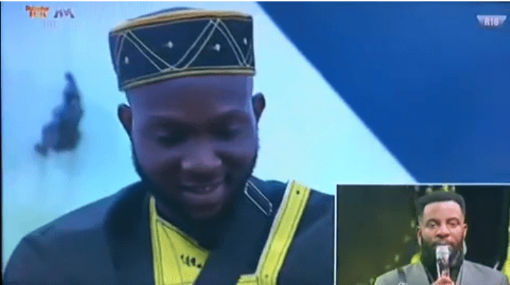 BBNaija 2019 Sunday Eviction: Watch Diane's Reaction As Tuoyo Gets Evicted