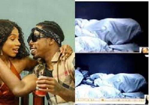 BBNaija 2019: Mercy Caught having s6ex with Ike (Video)