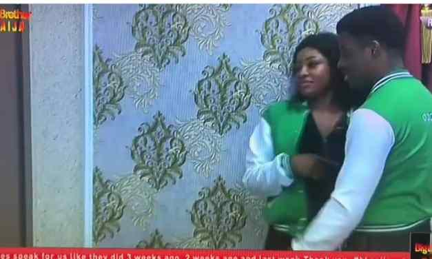 BBNaija 2019: Tacha in love with Seyi (Video)
