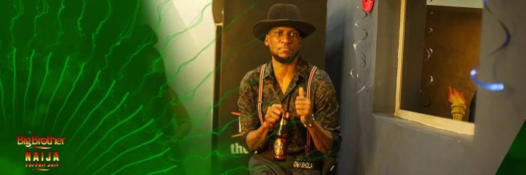 BBNaija 2019 Day 66: Omashola Is A Whole Mood, Warri Pepper Dem Housemate
