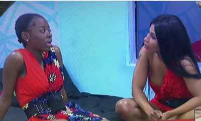 BBNaija 2019: Watch The Moment Mercy Told Diane To Go Tie Up Tacha (Video)
