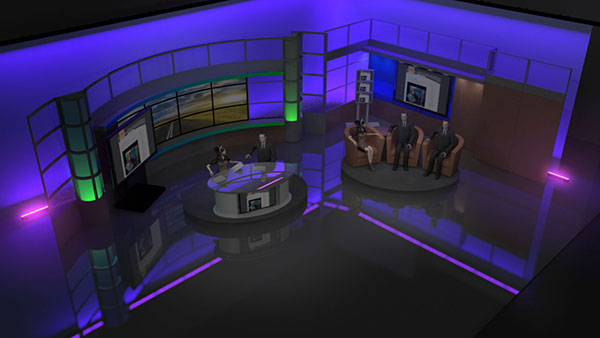 Welcome To TV Set Designs